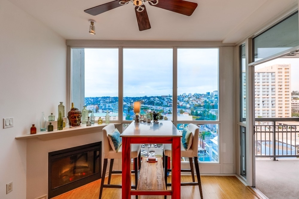 Little Italy (San Diego, CA 92101) condo sold - representing buyer