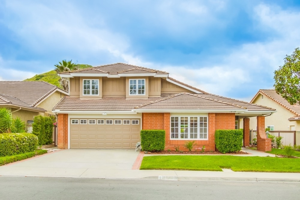 Carmel Mountain (San Diego, CA 92128) single house sold - representing buyer
